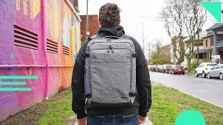 AmazonBasics Slim Travel Backpack Weekender Review | Budget Amazon Carry On Luggage