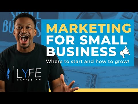 , title : 'Marketing for Small Business: Effective Marketing Strategies for 2021