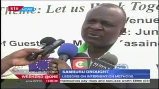 Samburu County aims to end drought  by 2022