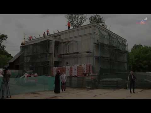 Храм пехра покровское балашиха