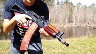 Krinkov AKS74u Ultimate Bumpfire
