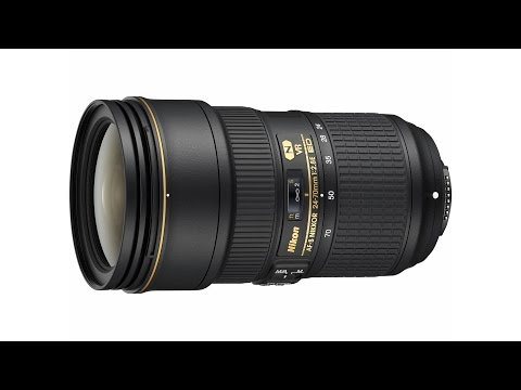 Nikon 24-70mm VR - First look