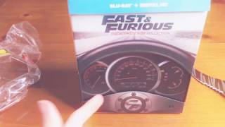 Fast and Furious The Ultimate Ride Collection Unboxing!!!!!