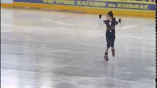 Evgenia Medvedeva, SP, 08.09.2010