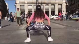 Susana Buitrago |Boom Boom| JI Calzada | Freestyle Madrid