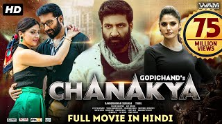 Chanakya 2020 Hindi Dubbed Full Movie | Gopichand Zareen Khan | New South Indian Movies in Hindi
