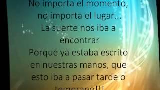 Andres Cuervo- Destino o casualidad (letra)