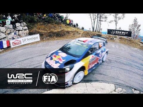 WRC - Rallye Monte-Carlo 2017: Winner Sébastien Ogier