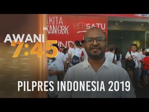 Lebih 250,000 penyokong Jokowi gamatkan Bung Karno