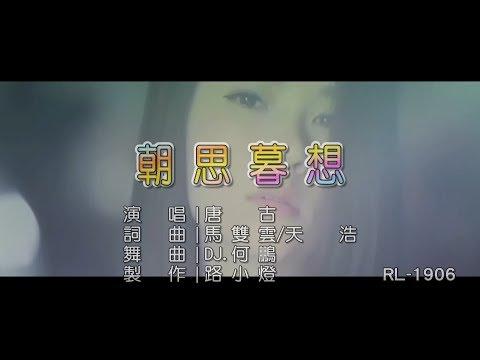 唐古   朝思暮想   (DJ版)   (1080P)KTV