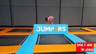 A minha prenda de Natal - Jumpers Trampolins Porto