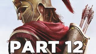 ASSASSIN'S CREED ODYSSEY Walkthrough Gameplay Part 12 - LEONIDAS' SPEAR (AC Odyssey)