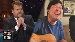 Ken Jeong Shares the Gift of Song
