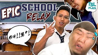TSL Plays: Epic School Relay