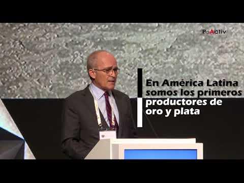 13 Simposium Internacional del Oro y de Plata - Roque Benavides: Perspectivas de la minería Aurífera
