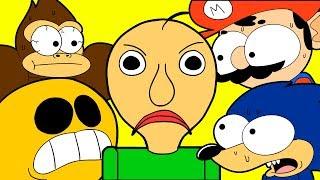 Baldi's Basics - animation