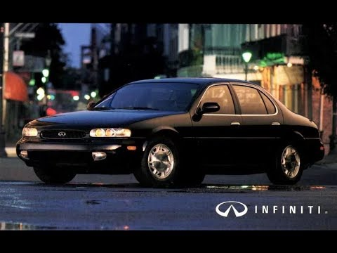 Infiniti J30 Official Promo (1993)