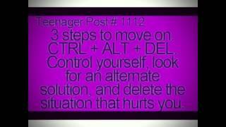 Relatable Teen Posts (so True)