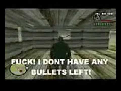 GTA SA Story of Slenderman MOVIE3GP   Simple 144p