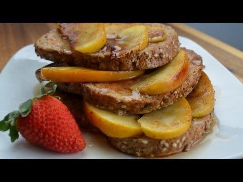 Fit Men Cook Protein French Toast Recipe (Receta para Francés Brindis de Proteína)