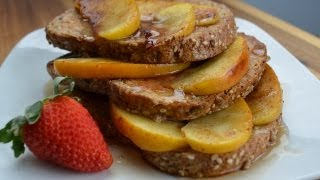 Fit Men Cook Protein French Toast Recipe (Receta para Francés Brindis de Proteína)
