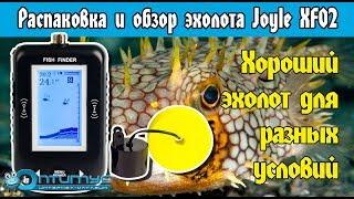 Fish finder xf-02 инструкция на русском