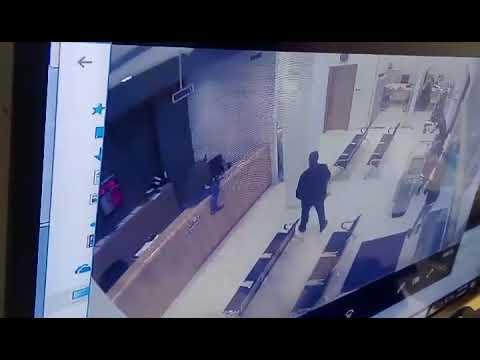 فيديو لعملية السطو على البنك الأهلي في بيت ساحور