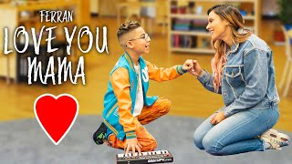 LOVE YOU MAMA (OFFICIAL MUSIC VIDEO) | The Royalty Family