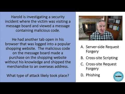 CertMike Practice Test Question 5/4/2021 - YouTube