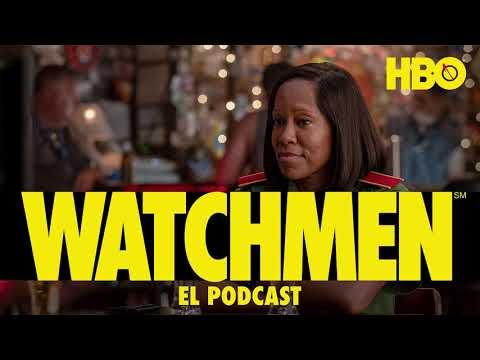 "Watchmen: El Podcast | Episodio 8 | ""A God Walks Into Abar"" | Argentina"