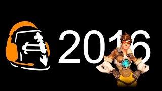 Overwatch – игра года! | Лучшие игры 2016 по версии подписчиков