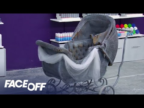 Download FACE OFF | Season 12, Episode 6: Little Shop Of Nervous | SYFY HD Mp4 3GP Video and MP3