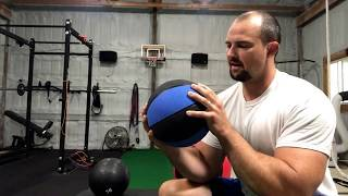 Choose Your Weapon: Medicine Balls, Slam Balls, And Wall Balls