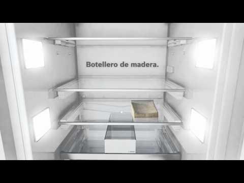 Frigorífico y congeladores integrables Bosch