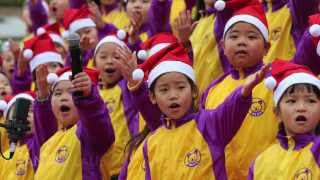Santa Claus is coming to town@Christmas Carols