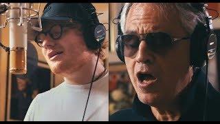 Ed Sheeran   Perfect Symphony With Andrea Bocelli  (lyrics & Translate)