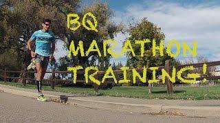 TOP 4 BEST MARATHON TRAINING TIPS | Sage Running Advice for a Boston Marathon Qualifier