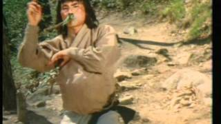 Elton Chong Imitates His Master The Old Beggar  Funny Kung Fu Movie Fight Scene