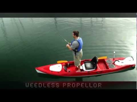 (Volt Boats) -- Smart phone controlled boat