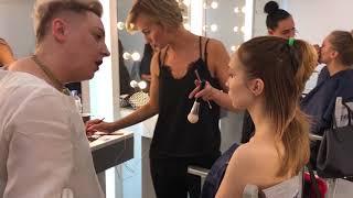 Тренинговый центр KRYOLAN. Семинар Марины Голачевой. FASHION и CREATIVE beauty make up