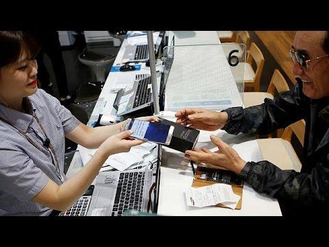 Εκατοντάδες αγωγές κατά της Samsung για το Galaxy Note7 – corporate
