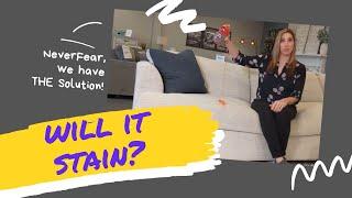 Sweet Dreams Mattress & Furniture - Will It Stain? Episode 1 - Red Gatorade