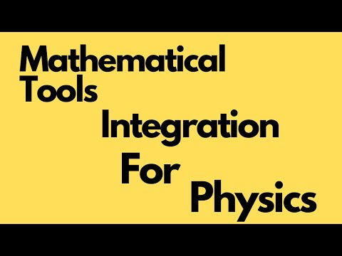 Mathematical Tools For Physics||Integration|Calculus|By: Er.NM Sir||NEET/IIT/JEE