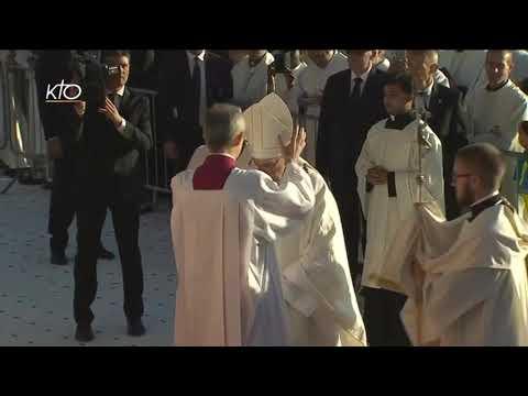 Messe du Pape François à Florence