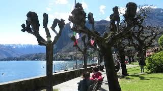 Menaggio ja Nàitus Biennale Lago di Como