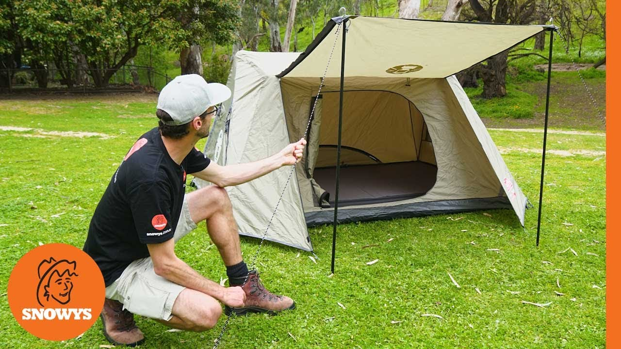 Instant Swagger 2P Tent