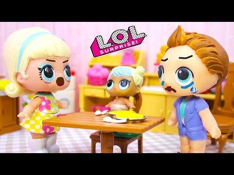 Разные Смешные мультики #25 Funny Videos Dolls LOL for Kids Surprise Мультфильмы для Детей видео