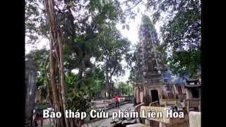 preview picture of video 'Chùa Mía làng cổ Đường Lâm TX Sơn Tây Hà Nội. 11-2012'