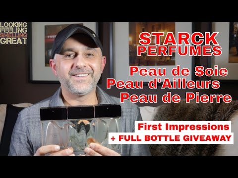 Starck Perfumes First Impressions   FRAGRANCE REVIEW