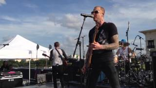 Eve 6 - B.F.G.F. (Houston 05.26.13) HD